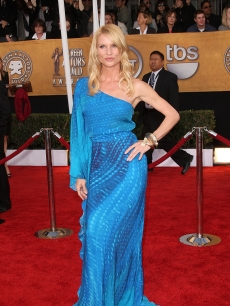 Nicollette Sheridan at the 2009 SAG Awards