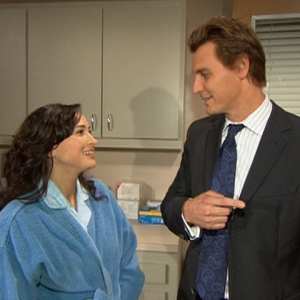 Dish Of Salt: Laura Saltman Flexes Her Acting Chops On 'General Hospital'