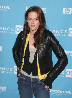 Kristen Stewart attends the premiere of 'Adventureland' held at Eccles Theatre during the 2009 Sundance Film Festival on January 19, 2009 in Park City, Utah