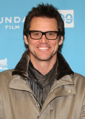 Jim Carrey at 2009 Sundance Film Festival