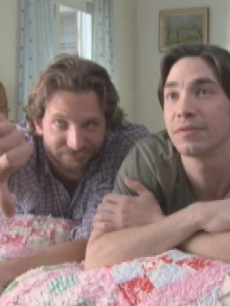Bradley Cooper and Justin Long explain what they think of typical chick flicks