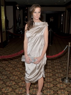 Rachel Griffiths arrives to the DGA Awards