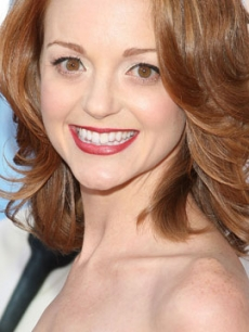 Jayma Mays arrives at the premiere of Columbia Pictures' 'Paul Blart Mall Cop' at the Mann Village Theatre on January 10, 2009 in Westwood, California