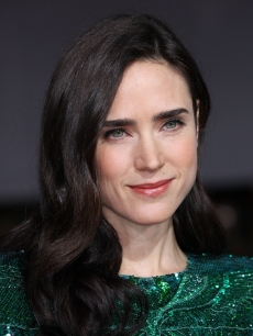 Jennifer Connelly smiles at the premiere of 'He's Just Not That Into You'