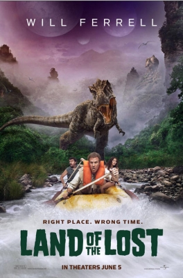 'Land of the Lost' movie poster