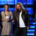 Robert Plant and Alison Krauss won several Grammys, including Album of the Year ('Raising Sand'), Record of the Year ('Please Read the Letter') and Best Pop Collaboration With Vocals ('Rich Woman')