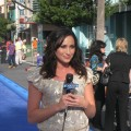 Access Hollywood's Laura 'Dish of Salt' Saltman gears up to host the parade of 'Idol' stars at Disney's Hollywood Studios
