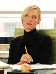 Uma Thurman stars in 'The Accidental Husband,' due March 27 from Yari Film  Group