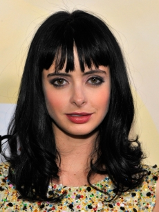 Krysten Ritter at the HFPA&#8217;s Salute To Young Hollywood (Dec. 2008)