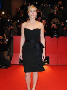 Kate Winslet attends the premiere for 'The Reader' as part of the 59th Berlin Film Festival