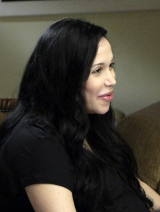 Nadya Suleman talks with Ann Curry about giving birth to her octuplets