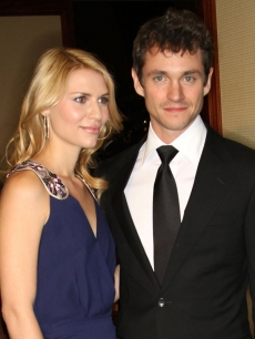 Claire Danes and Hugh Dancy at the 2009 DGA Awards in LA (Jan. 2009)