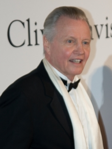Jon Voight looks red-carpet ready at the Clive Davis pre-Grammy bash