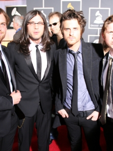 The Kings of Leon gear up to head into the Grammys for a big win