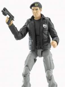 Dennis Quaid's 'General Hawk' action figure from 'G.I. Joe: The Rise of Cobra'
