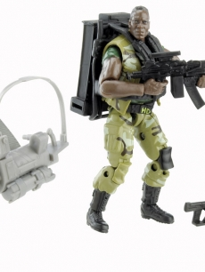 Adewale Akinnuoye-Agbaje's 'Heavy Duty,' action figure from 'G.I. Joe: The Rise of Cobra'
