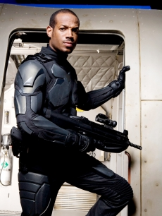 Marlon Wayans as 'Ripcord' in 'G.I. Joe: Rise of Cobra'