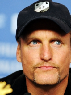Woody Harrelson attends the press conference for &#8216;The Messenger&#8217; as part of the 59th Berlin Film Festival at the Grand Hyatt Hotel on February 9, 2009 in Berlin, Germany