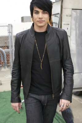 Adam Lambert of American Idol Season 8