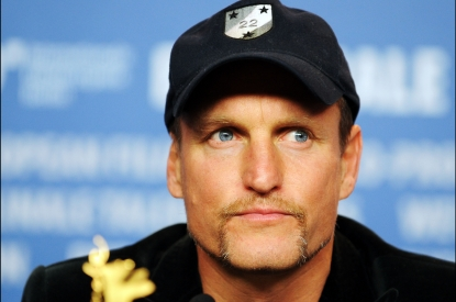 Woody Harrelson attends the press conference for 'The Messenger' as part of the 59th Berlin Film Festival at the Grand Hyatt Hotel on February 9, 2009 in Berlin, Germany