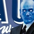 Dr. Manhattan suits up in 'Watchmen'