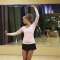DANCING WITH THE STARS 8 - Nancy O&#8217;Dell rehearsal ABC 1
