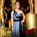Kate Winslet arrives at the 81st Annual Academy Awards 