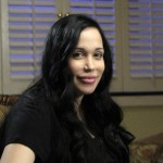 Nadya Suleman during her interview with NBC&#8217;s Ann Curry