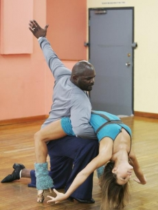 Lawrence Taylor, Edyta Sliwinska Dancing With The Stars