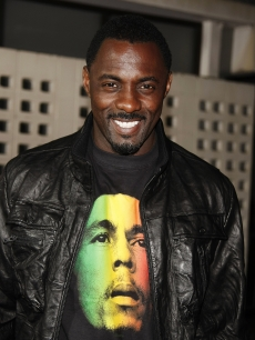 Idris Elba at the premiere of Warner Brothers Picture&#8217;s &#8216;Rocknrolla&#8217; at the Cinerama Dome on October 6, 2008 in Los Angeles, California