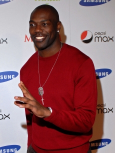 Dallas Cowboys Wide Receiver Terrell Owens arrives for the Maxim Magazine Super Bowl XLIII party at The Ritz Ybor on January 30, 2009 in Tampa, Florida