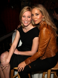 Elizabeth Banks and Elizabeth Berkley attend the Children Mending Hearts Gala held at the House Of Blues