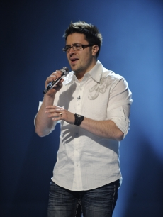 Danny Gokey from 'American Idol' Season 8