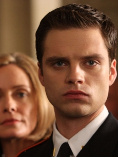 Susanna Thompson as Rose Benjamin, Sebastian Stan as Jack Benjamin