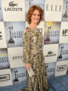 &#8216;Frozen River&#8217; star Melissa Leo heats up at the 24th Annual Film Independent&#8217;s Spirit Awards in Santa Monica