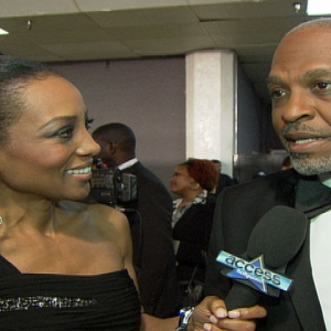 Video 1015381 - James Pickens Jr. Talks 'Grey's Anatomy' Rumors