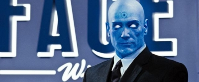 Dr. Manhattan suits up in &#8216;Watchmen&#8217;