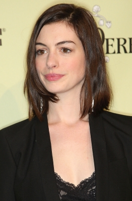 Anne Hathaway at the 2nd Annual Women in Film pre-Oscar Cocktail Party in LA