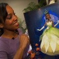 Anika Noni Rose and Disney's new Princess Tiana doll