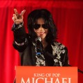 Michael Jackson announces plans for a series of concerts at London's O2 Arena (March 5, 2009)
