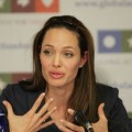UN Goodwill Ambassador Angelina Jolie speaks out for children in Washington, D.C