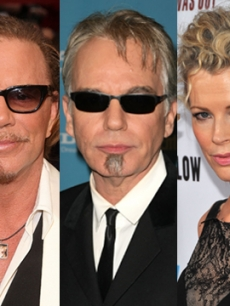 Mickey Rourke, Billy Bob Thornton, Kim Basinger