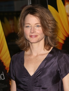Jodie Foster arrives at the screening of &#8216;Phoebe In Wonderland&#8217; 