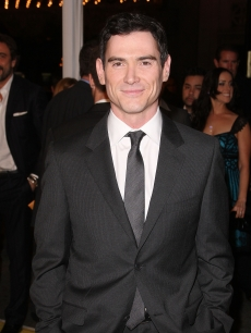 Billy Crudup arrives at the premiere of Warner Bros. &#8216;Watchmen&#8217; held at Grauman&#8217;s Chinese Theatre
