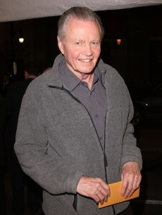 Jon Voight arrives at the premiere of Warner Bros. 'Watchmen' held at Grauman's Chinese Theatre