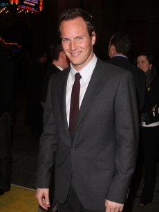 Patrick Wilson arrives at the premiere of Warner Bros. &#8216;Watchmen&#8217; held at Grauman&#8217;s Chinese Theatre