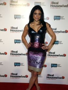 Bethenny Frankel from Bravo's 'The Real Housewives of New York City'