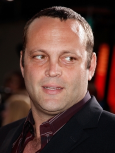 Vince Vaughn at the premiere of 'Iron Man' in LA