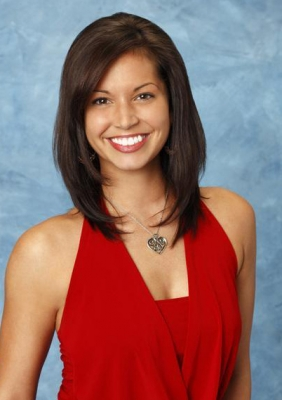 Melissa Rycroft of ABC's 'The Bachelor'