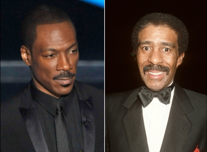 Eddie Murphy and Richard Pryor